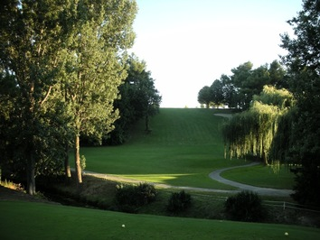 Golf de Carcassonne Hole 1