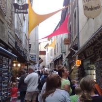 Shopping in Carcassonne