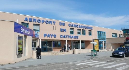 Aeroport Sud de France Carcassonne