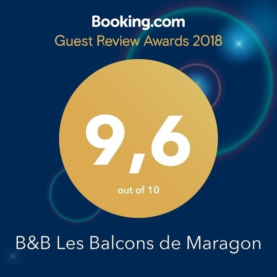 Booking.com Award 2017
